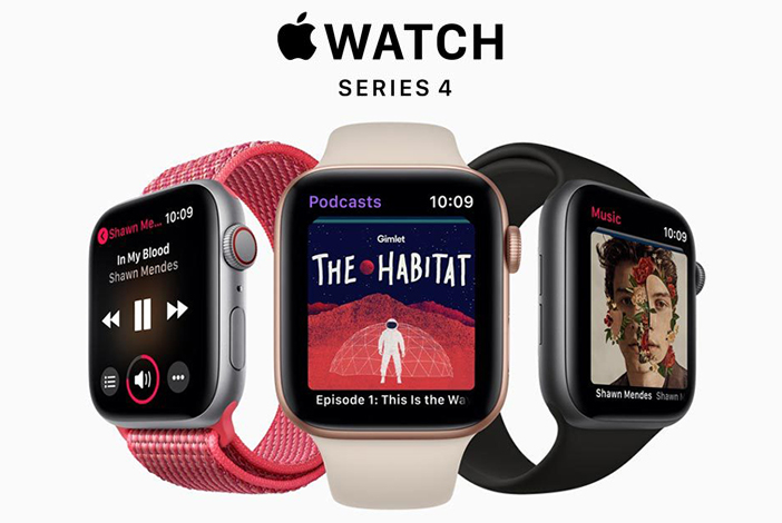 Apple Watch Series 4 купить
