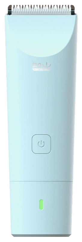 Машинка для стрижки XiaoMi Mijia lusn Mute Baby Electric Hair Clipper Trimmer, голубая