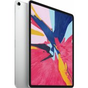 "Apple iPad Pro 12,9"" (2018) Wi-Fi + Cellular 64Gb Silver (MTHP2)"