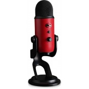 Конденсаторный микрофон Blue Microphones Yeti (Satin Red)