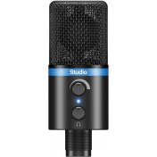 Конденсаторный микрофон IK Multimedia iRig Mic Studio (Black)