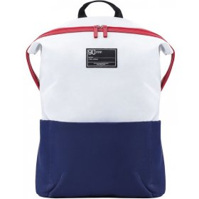 Рюкзак XiaoMi 90 Points Lecturer Casual Backpack White Blue