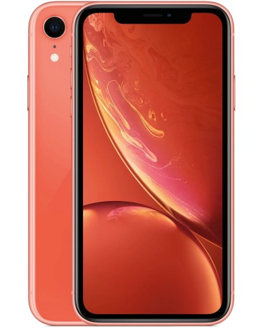 Смартфон Apple iPhone XR 128Gb Coral (MRYG2RU/A)