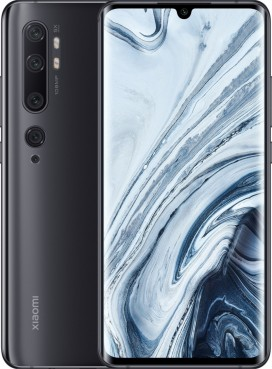 Смартфон XiaoMi Mi Note 10 Pro 8/256Gb Midnight Black Global Version