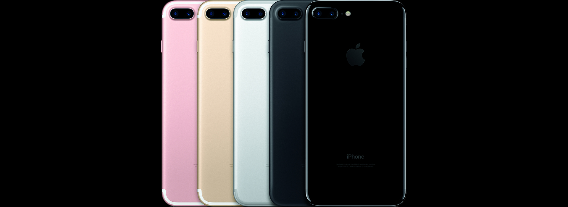 Apple iPhone 7 Plus все цвета